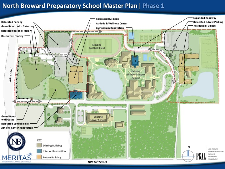 New Campus Master Plan Brings Great Changes To Nb Control Your Own
