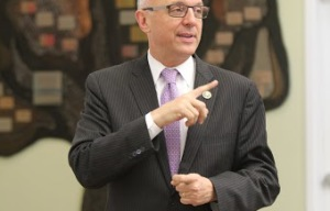 Ted's Talk: Rep. Ted Deutch Discusses the Iran Nuclear Negotiations