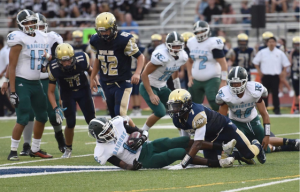 North Broward Eagles Cruise to Second Victory Of Season