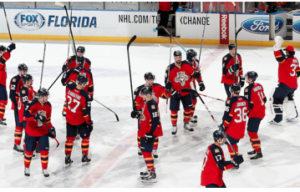 Winning Streak Puts Panthers in First Place
