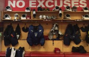 My Experience in the Panthers' Locker Room