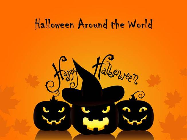 Halloween Around the World | Control Your Own Thoughts