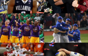 A Year of Sports