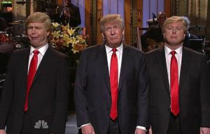 Trump Cabinet to be Replaced by SNL Counterparts