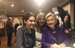 I Met Hillary Clinton and She Knew My Name