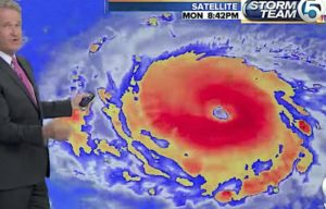 Out of the Misery of Irma, the Local News Shined