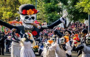 Day of the Dead: Dia de los Muertos