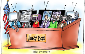 Judge, Jury, and Journalist: The 21st Century Phenomenon of Trial by Media
