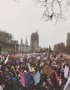 Women's March 2018: We're Not Done